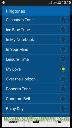 Samsung - Free Ringtones and Wallpapers