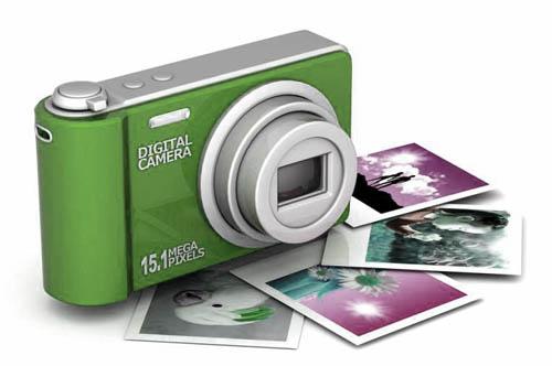 digital cameras photos