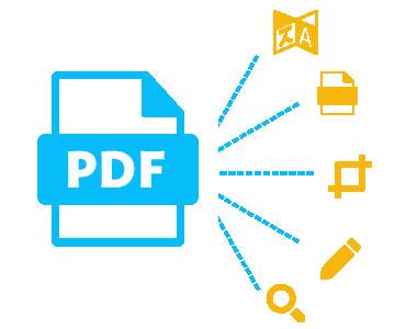 edit PDF document