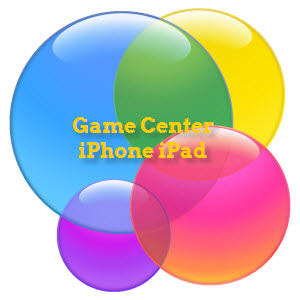 How to remove uninstalled games from iPad Game Center?