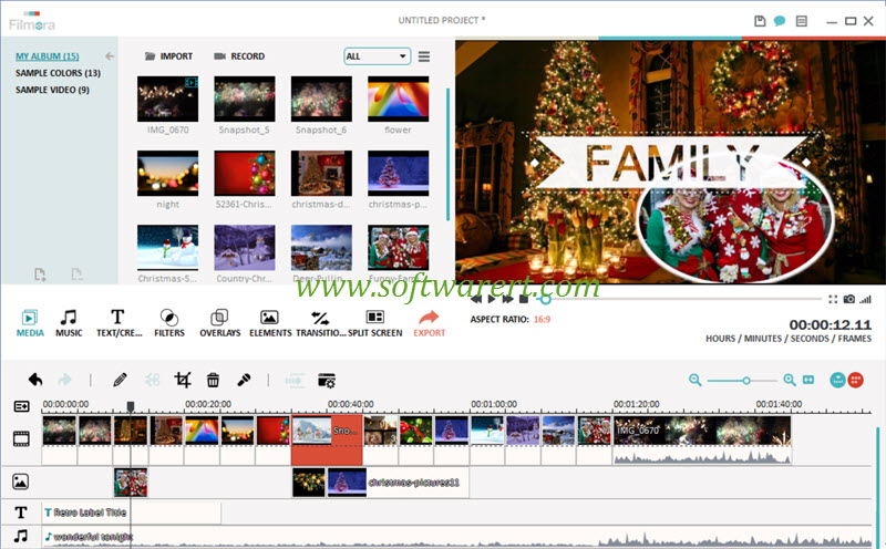 how to make video with pictures and music software