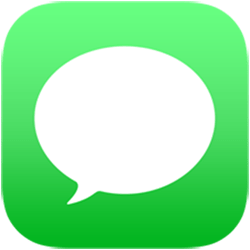 messages app for iOS