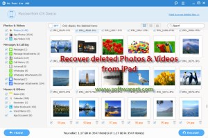 Recover Photos Videos from iPad mini