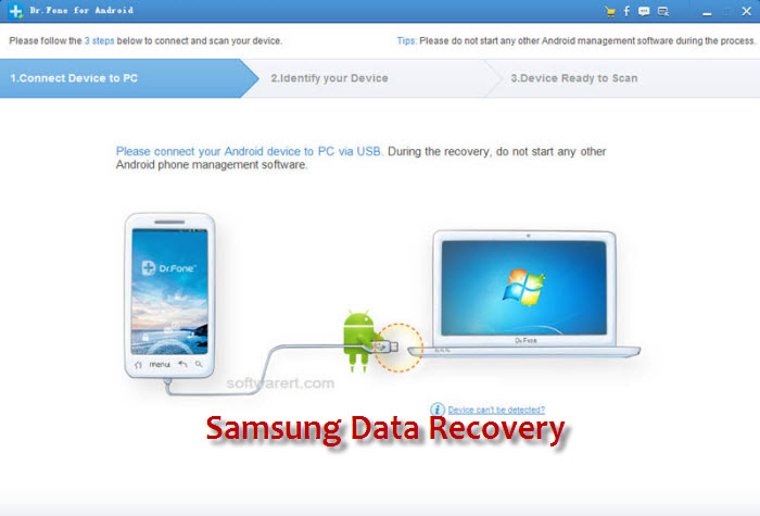 data recovery for samsung smartphones