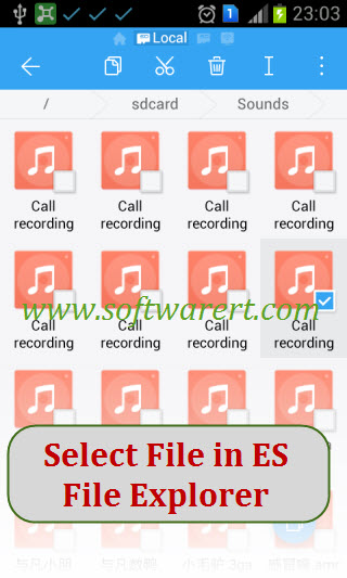 How to Change File Extension on Samsung Android Phones?