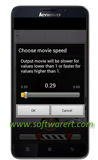 How to Record Slow Motion Video on Lenovo Mobile Phone?