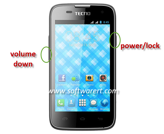 How to take screenshots on Tecno mobile phones?