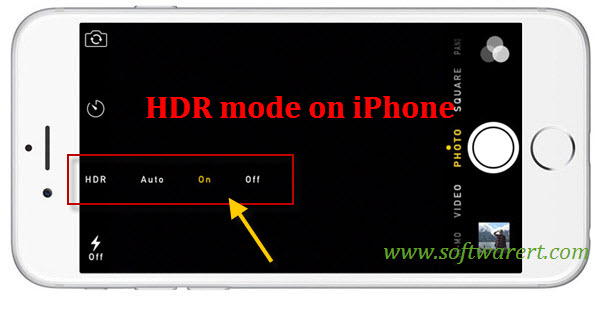 what is hdr on my iphone camera hdr mode on iphone 7348