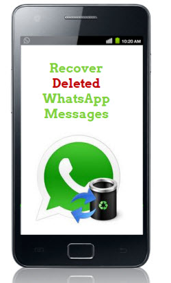 How to recover whatsapp chat history when changing phone