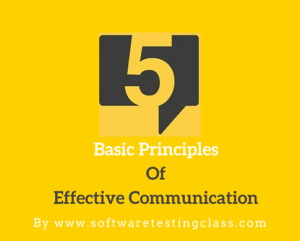 Basic Principles of Effective Communication