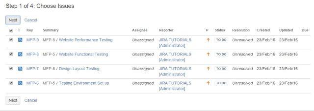 jira tutorial9 screen5