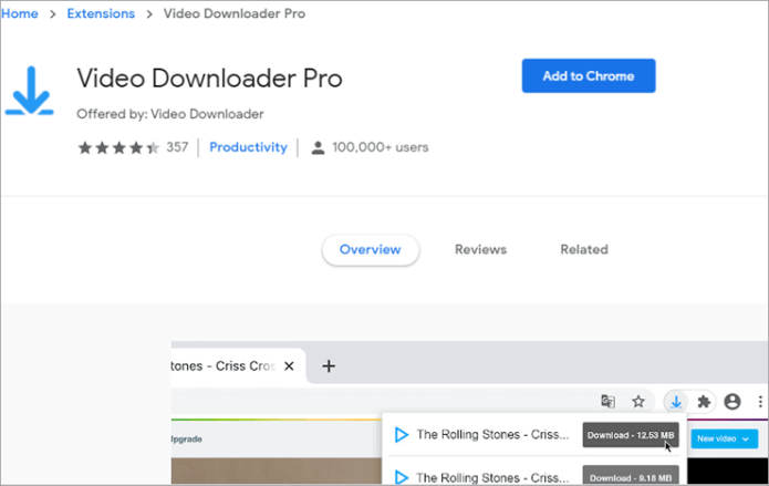 Top 10 Best Video Downloader For Chrome 2021 Rankings