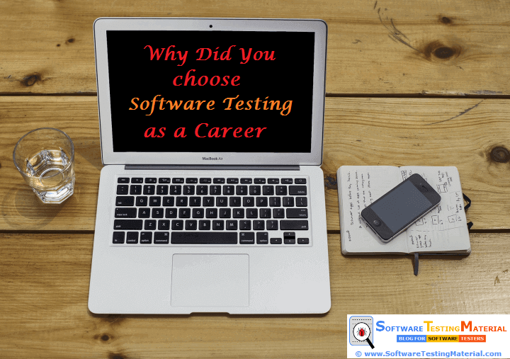 Software Testing As A Career