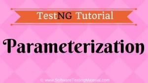 TestNG Parameterization Using XML | TestNG Tutorial