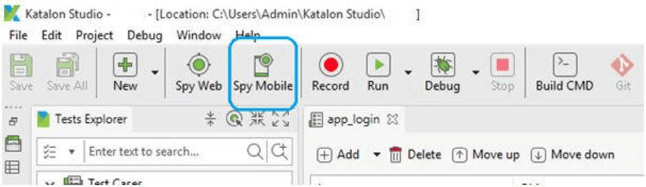 Katalon Studio Mobile Automation Testing | Software Testing