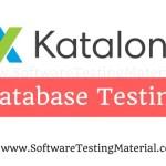 Perform-Database-Testing-Using-Katalon-Studio