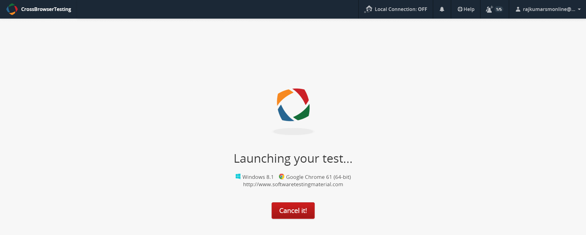 Cross-browser Testing using CrossBrowserTesting Tool | A Review By