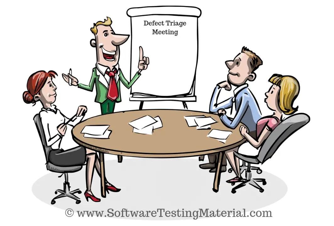 Bug Triage Meeting