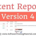 Extent Reports Selenium Version 4 – Software Testing Material