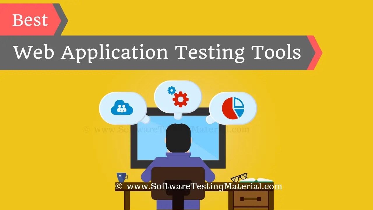 Web Application Testing Tools