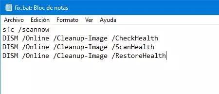Automatizar scripts mantenimiento PC
