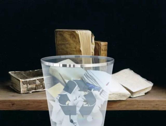 Borrar archivos o carpetas antiguas