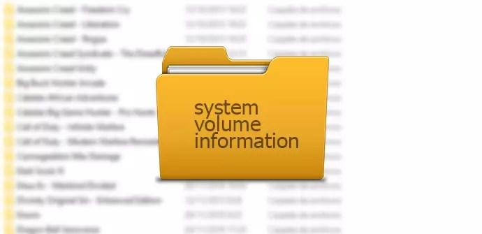 System Volume Information