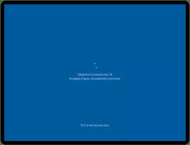 Instalando Windows 10 Creators Update