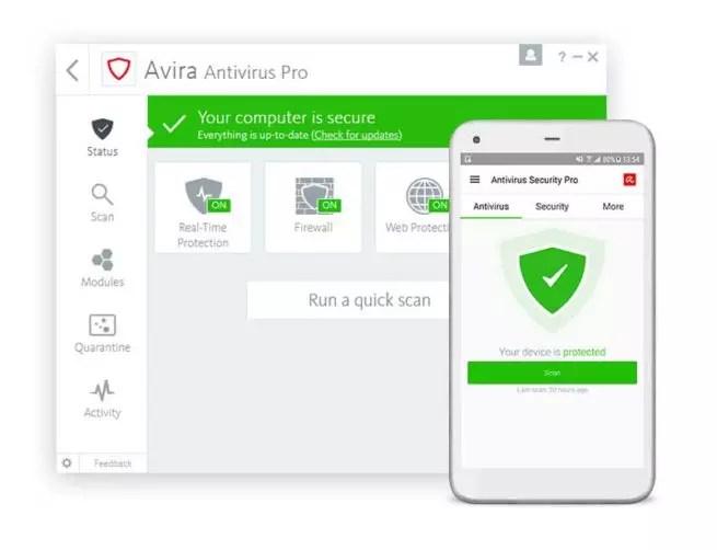 Avira Antivirus 2018