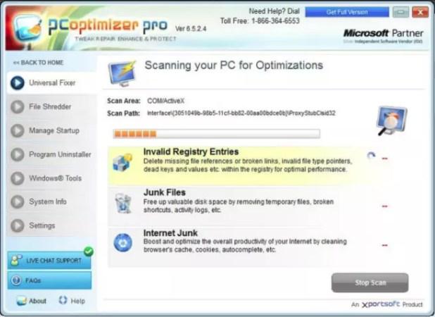Rogue Antivirus Software