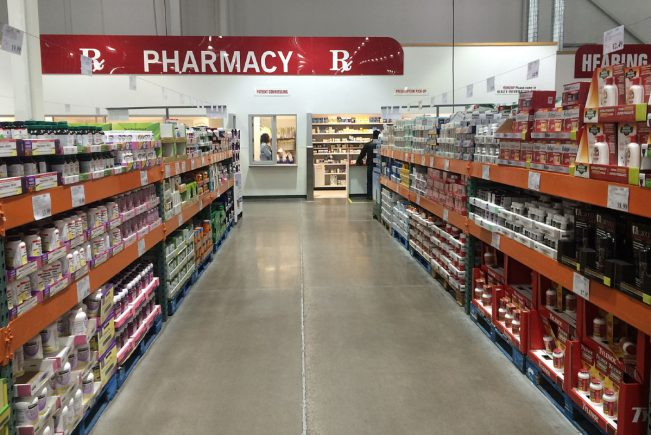 Costco Pharmacy. no credit. Toronto Star photo /Toronto Star