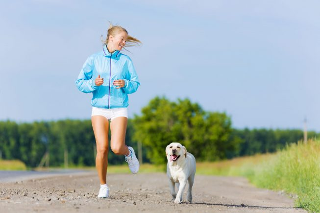 jogging-with-your-dog