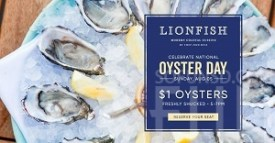 Lionfish-national-oyster-day