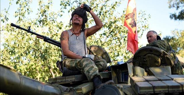 Ukraine Shifts to Defense Against Russian Incursion