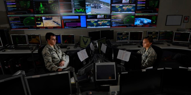 Airmen operate America's fortress: Cheyenne Mountain Air Force Station