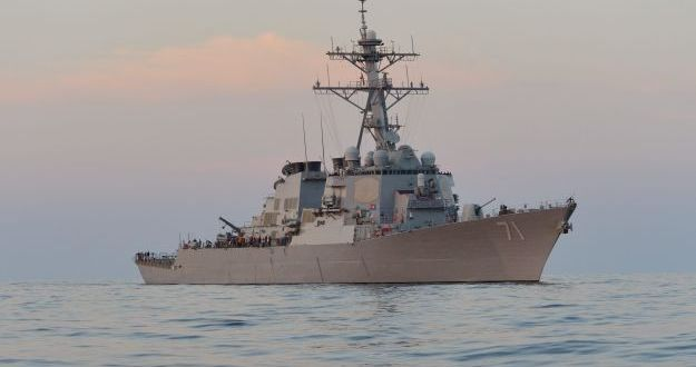 Two NATO Ships Leave Black Sea