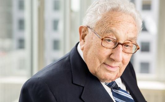 Kissinger: What U.S. must do to battle Islamic State