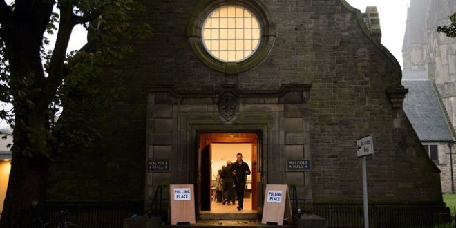 Scotland Heads to the Polls for Independence Vote