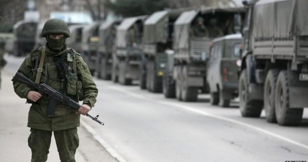 Russia 'to alter military strategy towards Nato'