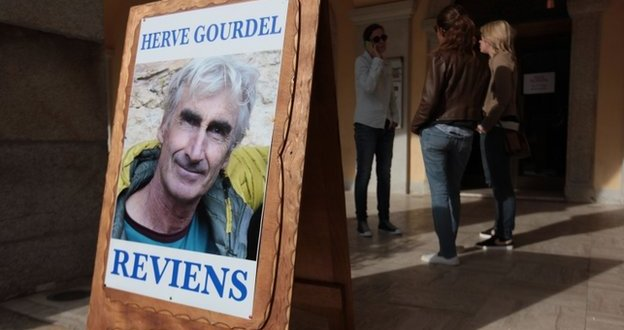 French hostage Herve Gourdel beheaded in Algeria