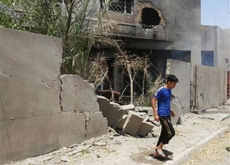 Rights group calls for probe into Iraqi airstrike