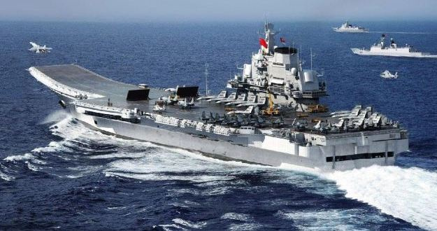 Two PLA Pilots Have Died Testing Fighters for Chinese Carrier