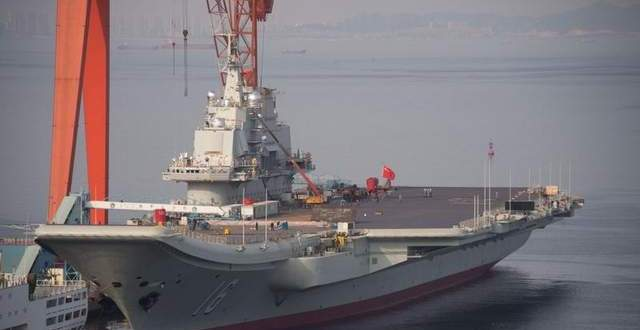 Chinese Carrier's Purported Air Wing Deemed Plausible but Limited