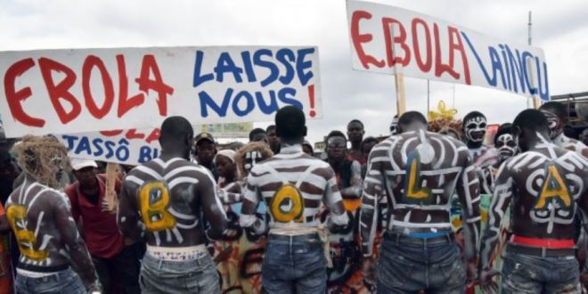 In Liberia, Ebola strengthens its hold