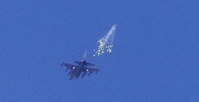 Gaza War Leaned Heavily On F-16 Close-Air Support