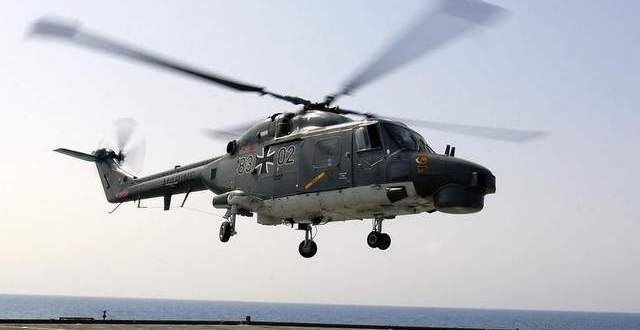 German Navy Grounds Sea Lynx Helicopter Fleet