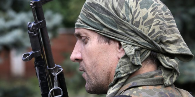 An Orwellian nightmare for pro-Ukrainians in rebel-held east