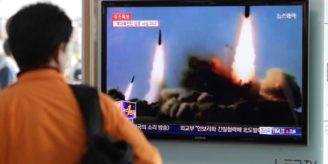 North Korea Inching Toward Mobile Long-Range Missile