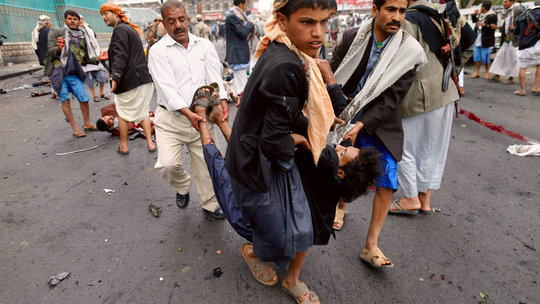 Fear of Sunni Extremists Grows After Fatal Blast in Yemen's Capital