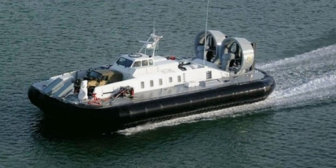 India completes 8000TD hovercraft acquisition programme